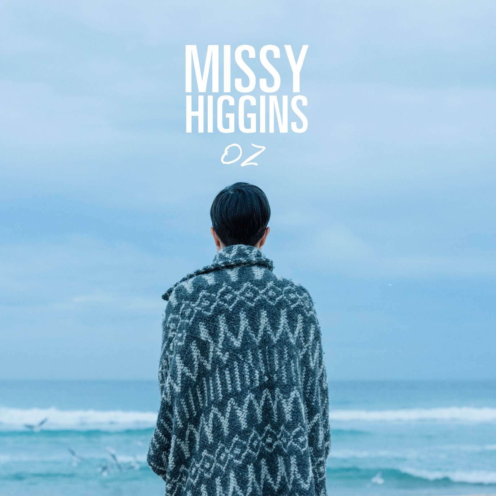 Missy Higgins 'Oz' Album Cover