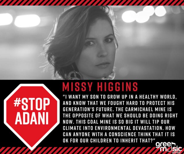Missy Higgins FB post (1)